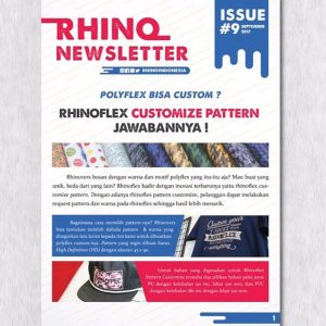 Rhino Indonesia Newsletter September 2017