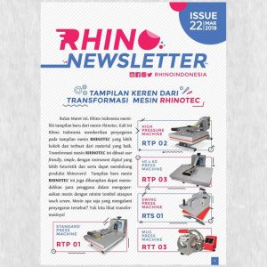 rhino indonesia newsletter maret 2018