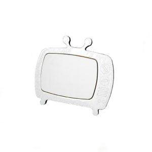 Tv Shape Globulite Mdf 270mm x 300mm