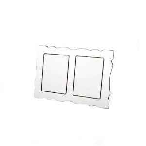 Double Frame Globulite Mdf 235 x 340mm